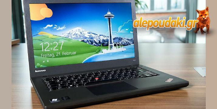 Σύστημα Lenovo T410 Core I5, 14-ιντσών !!!  Ένα refurbished laptop, 14-ιντσών (2.40GHz Intel Core I5-520M, 4 GB, 320 GB) !!