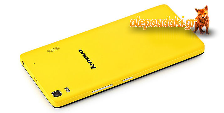 Lenovo K3 note K50 - T5 phablet - 4G LTE Android 5.0 5,5 ιντσών 1.7GHz MTK6752 64bit Οκταπύρηνο / 2GB RAM και 16GB ROM !!!