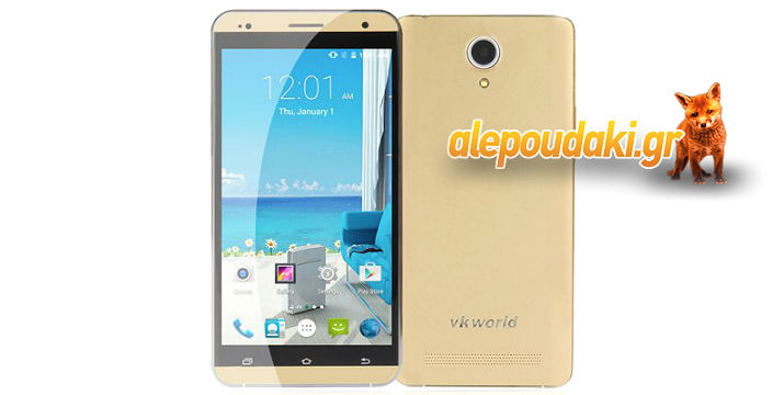 Vkworld vk700 Pro 5.5 inch 3G Phablet Android 4.4 MTK6582 Quad Core GPS WiFi Blutooth Dual Camera