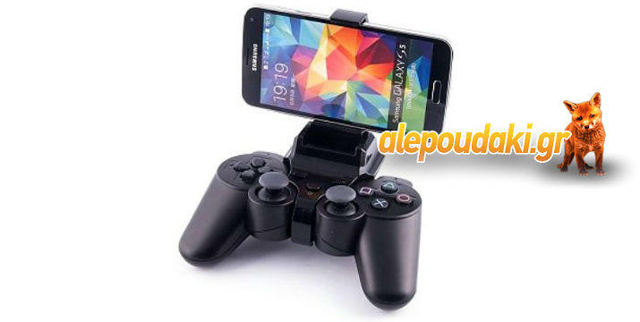 Ασύρματο Xειριστήριο Παιχνιδιών για Android & IOS Kινητά & Tablet - Bluetooth Gamepad. Για όλους εσάς τους fun παιχνιδιών που σας αρέσει να παίζετε παιχνίδια στα smartphones σας !!