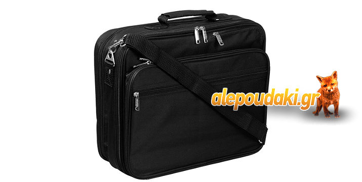 Μοντέρνα και πρακτική τσάντα χειρός ή κρεμαστή, με μεγάλη θήκη, για μεταφορά Laptop !!! (p.153)