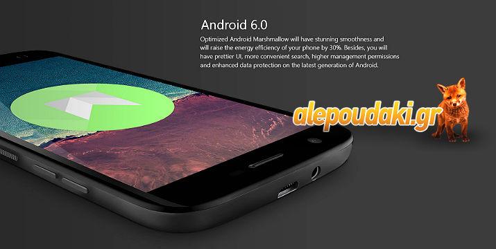ULEFONE Smartphone U007 Pro, 4G, 5 inch, IPS, Quad Core