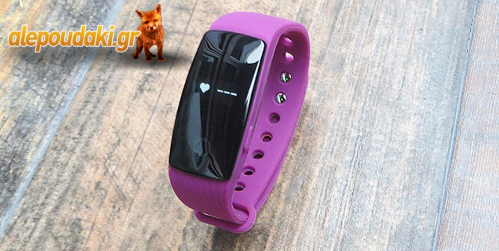 SmartWatch ID107, Ιδανικό για γυμναστική, τρέξιμο και όχι μόνο !!!