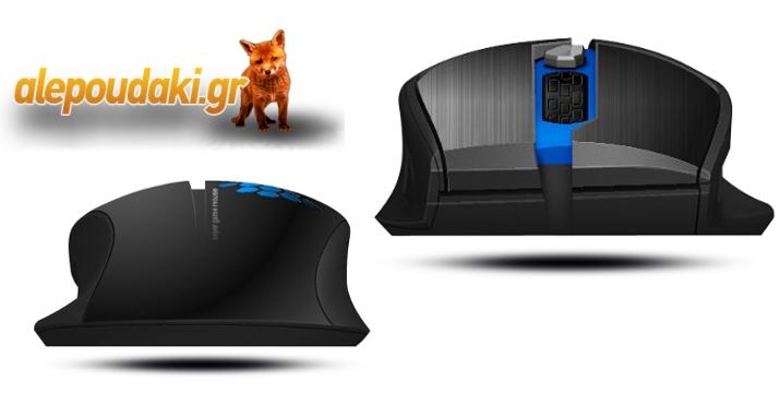 Powertech Roar MACH Gaming Mouse ,  2500 dpi , 6 κουμπιά !!!