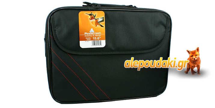 Τσάντα για Laptop σε μαύρο χρώμα- 15.6 inch