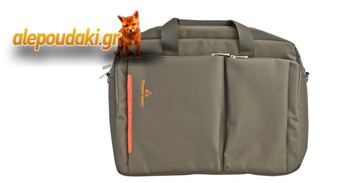 POWERTECH τσάντα για Laptop - 15.6 inch - GRAY