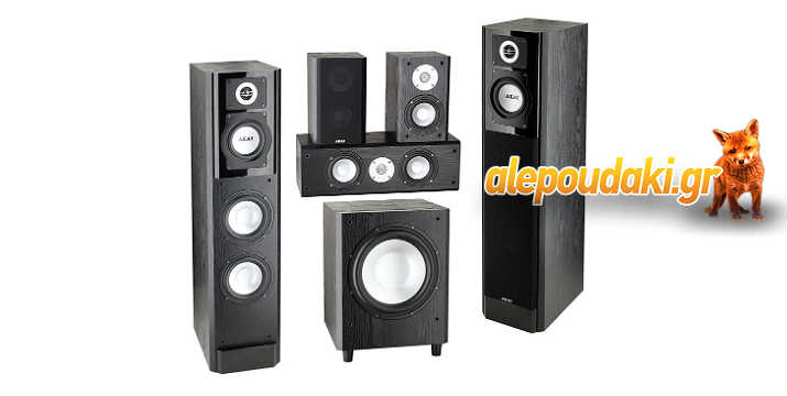AKAI SS015A-306MK ΗΧΕΙΑ HOME THEATER