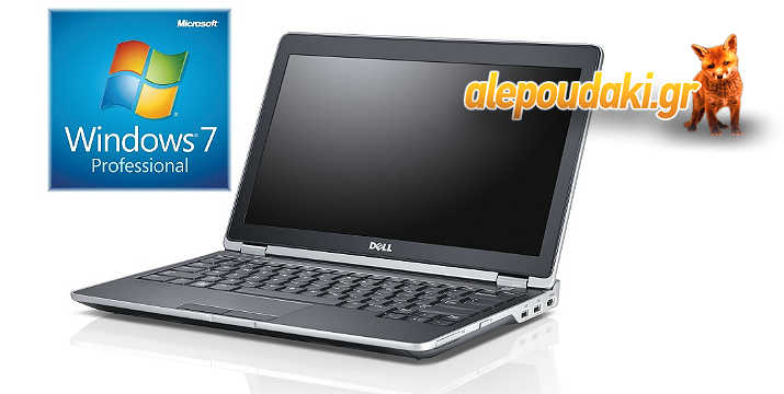 DELL used Notebook Latitude E6220, i5-2520M, 4GB, 250GB, 12.5 inch