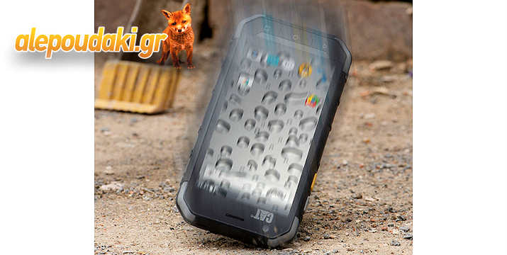 CAT S30 Android 5.1 Lollipop QuadCore 1.1GHz - οθόνη 4.5