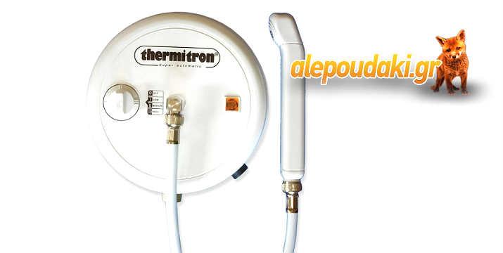 Ηλεκτρικός Ταχυθερμαντήρας K6 Αναλογικός (λουτρού με τηλέφωνο)
