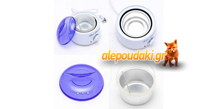 Κεριέρα Αποτρίχωσης Pro Wax 100, για όλους τους τύπους κεριών !!!