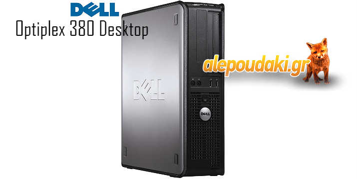 Dell Optiplex 380 Desktop C2D & C2Q. Refurbished SET G4, SD C2D-E8XXX / 4GB / 250GB / DVDRW !!