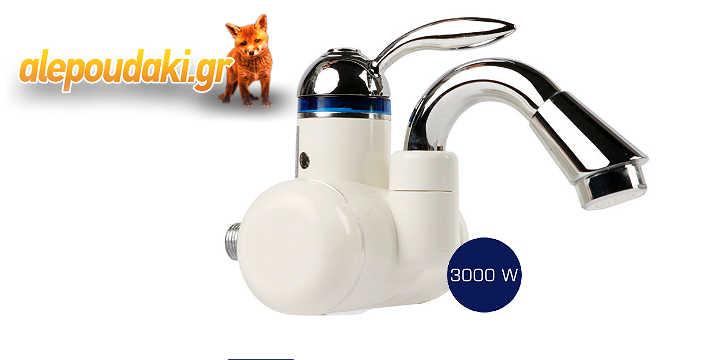 ELITE EHW-3000S ΗΛΕΚΤΡΙΚΟΣ ΤΑΧΥΘΕΡΜΑΝΤΗΡΑΣ ΒΡΥΣΗ 3000W. Ιδανικός για να εξοικονομήσετε ενέργεια από το ζεστό νερό !!!