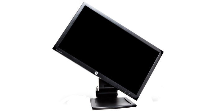 MONITOR 23int LED HP Compaq LA2306X, Refurbished,  Άριστη λειτουργία, Grade B !!!
